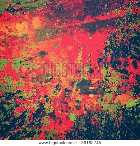 abstract splash painting background