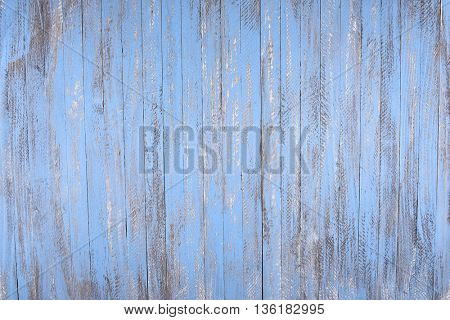 Rustic Blue Wood Background,