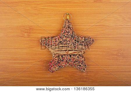 Wickered Christmas Star