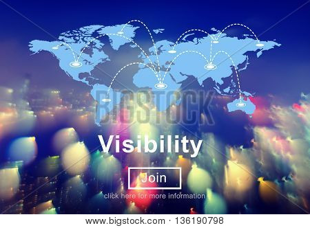Visibility Vision Visual Clarity Insight Observability Concept