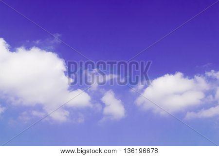 blue sky with clouds closeup. sky, blue, cloud, background