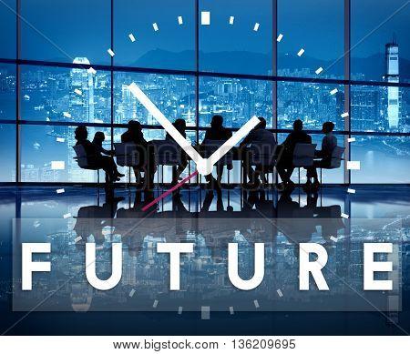 Future Dream Imagination Vision Visual Concept