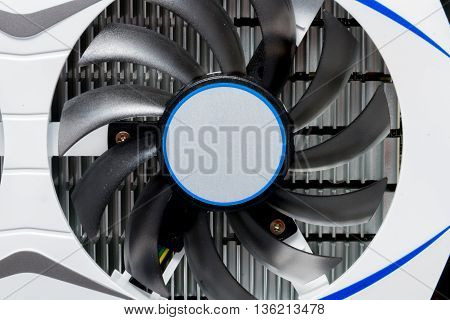 Fan As Part Of Gpu