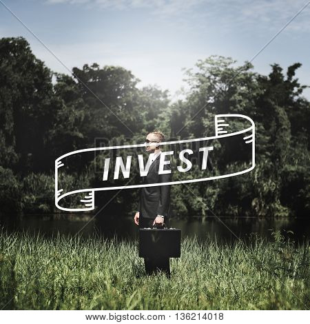 Invest Financial Economy Assets Budget Investment Concept