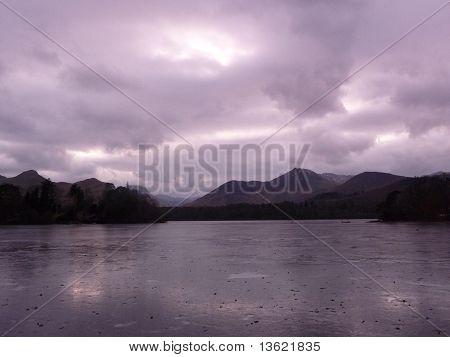 lake district at scotland