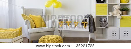 Little One's Room Corner His Mummy Will Adore