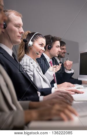 Typical Day In Call Center