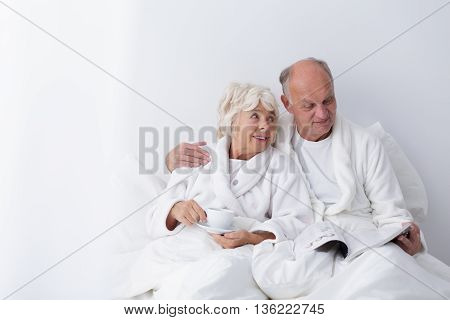 Relax With A Loved One For So Many Years