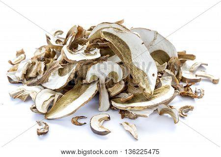 Dried Boletus Mushrooms