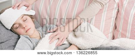 Fever Care For Young Children