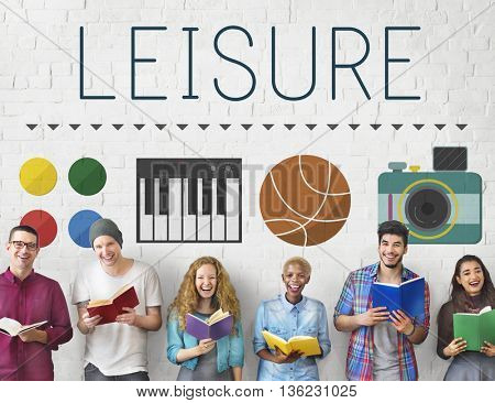 Leisure Entertainment Hobby Activity Free-time Concept