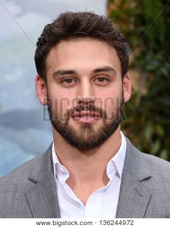 LOS ANGELES - JUN 27:  Ryan Guzman arrives to the