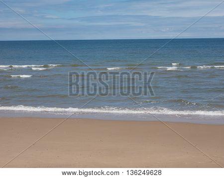 Sea Beach Shore
