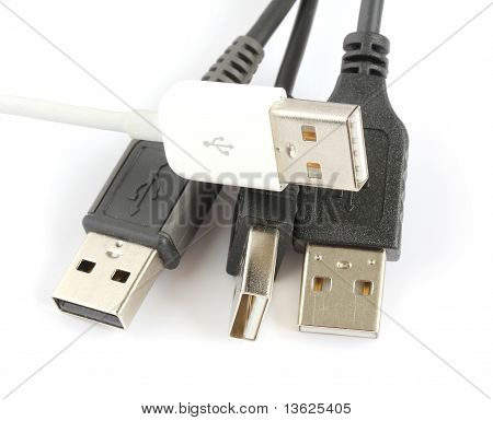 Usb Cables And Plugs