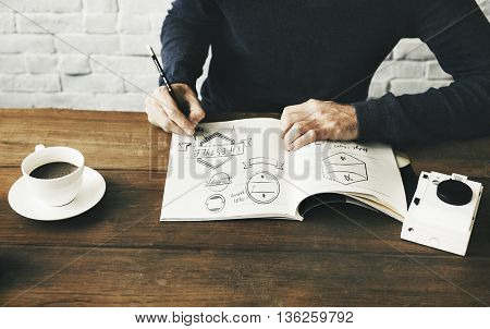 Creativity Design Style Wooden Ideas Artwork Concept