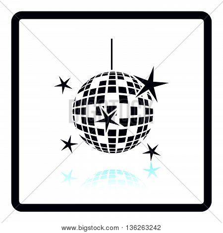 Night Clubs Disco Sphere Icon