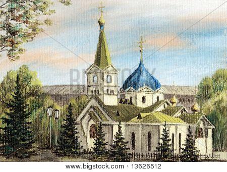 Voznesensky cathedral