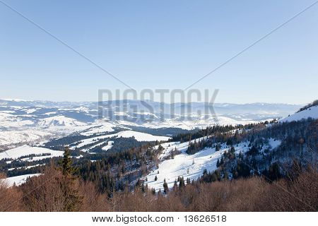 Mountains In Show