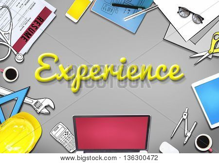 Experience Expertise Encounter Involvement Concept