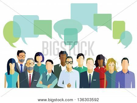 business teamwork, Views, thoughts, opinions, debate, discussions, ideas