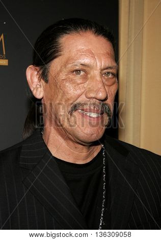 Danny Trejo at the 10th Annual Prism Awards held at the Beverly Hills Hotel in Beverly Hills, USA on April 27, 2006.