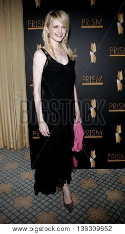 Kathryn Morris at the 10th Annual Prism Awards held at the Beverly Hills Hotel in Beverly Hills, USA on April 27, 2006.