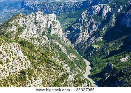 Verdon Gorge, Provence, France