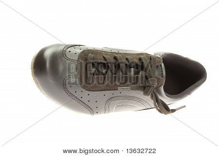 Sports Shoes Isolated On White