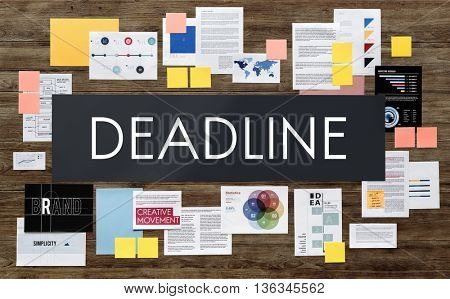Deadline Limit Important Pressure Concept