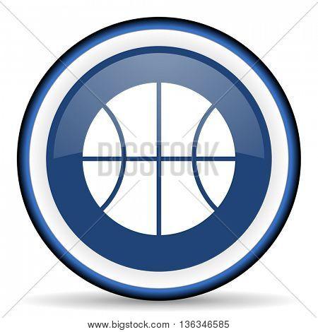 ball round glossy icon, modern design web element