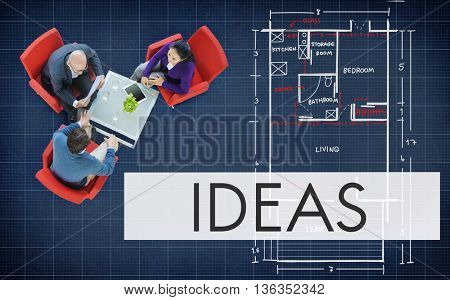 Ideas Proposal Strategy Tactics Vision Design Concept