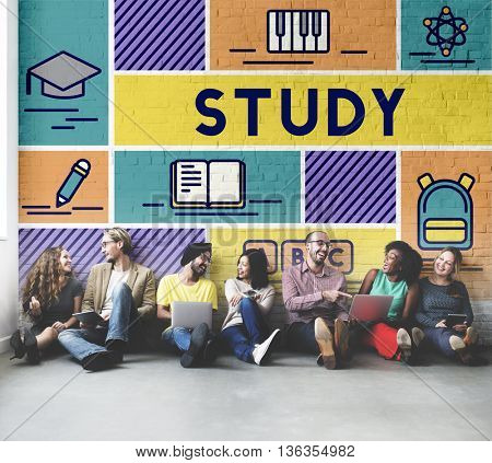 Study Education Schooling Class Knowledge Concept