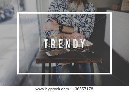 Trendy Fashion Lifestyle Design Latest Concept