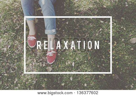 Holiday Relax Vacation Chill Concept