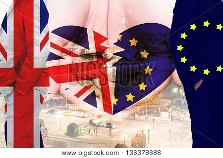The United Kingdom Out Of Membership From The European Union Will Be Affected On The Economy, Societ