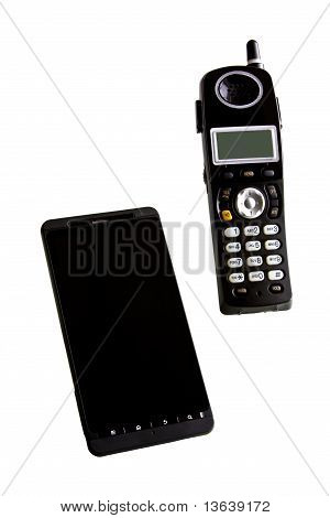 Smarthphone And Portable Phone