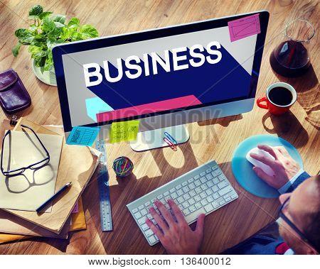 Business Team Strategy Management Marketing Concept