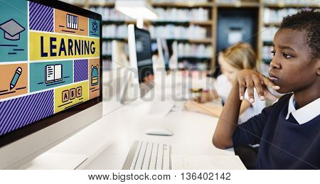 Learning Study Education Knowledge Literacy Concept