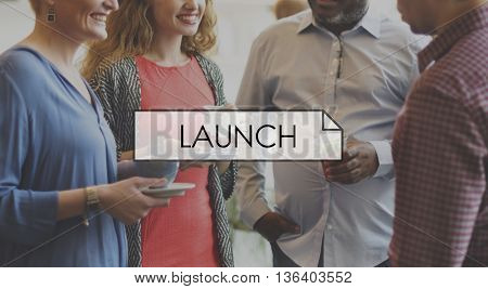Launch Start introduce New Product Concept