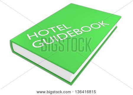 Hotel Guidebook - Tourism Concept