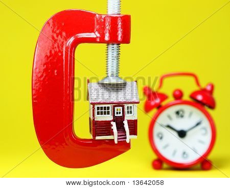 Housing Time Clamp