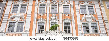 Historic Residential House in Goerlitz, Germany, Saxony