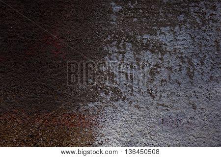 Metal Grunge Surface
