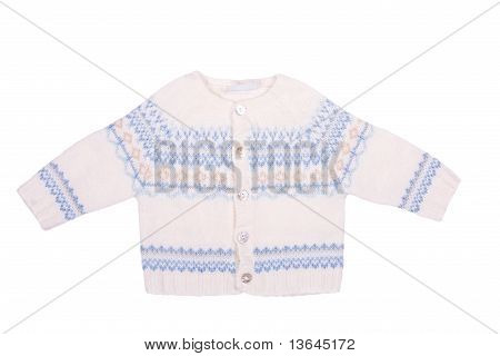 Sweater For The Newborn
