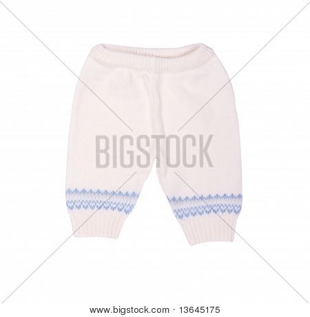 Trousers For The Newborn
