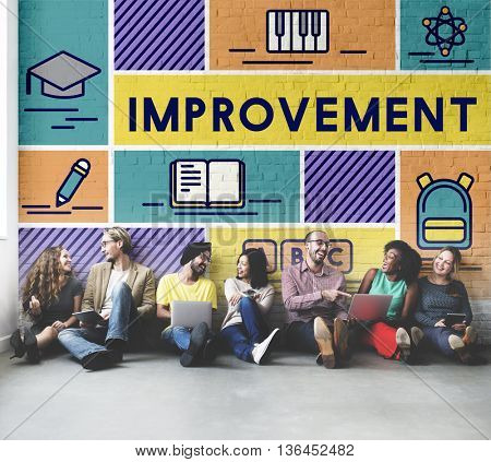 Improvement Motivation Potential Education Concept