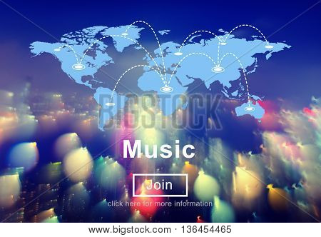 Music Audio Culture Emotion Instrument Melody Concept