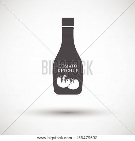 Tomato Ketchup Icon