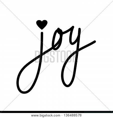 an images of joy icon Illustration design