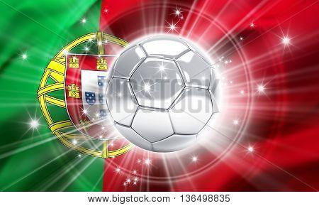 Portugal Soccer Champion